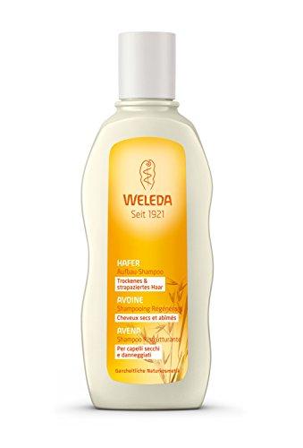Weleda Shampoo Ristrutturante Avena X Capelli Secchi Danneggiati 190 ml Naturale