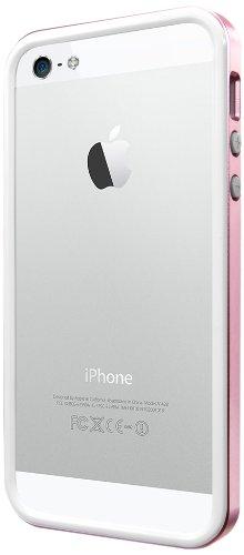 国内正規品SPIGEN SGP iPhone5/5S ケース ネオ・ハイブリッド EX スリム メタルシリーズ [メタル・ピンク] SGP10034