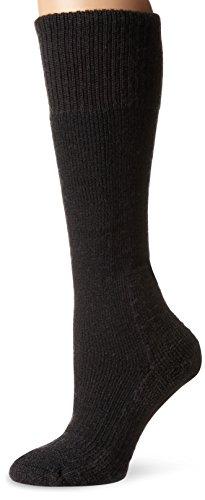 Thorlo Women's Extreme Cold Sock, Black, 11
