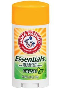 Arm & Hammer Arm & Hammer Essentials Solid Deodorant Fresh 2.5 Ounce (Pack Of 3), 3 Count