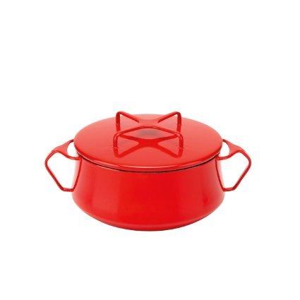 Dansk Mini Casserette - Chili Red