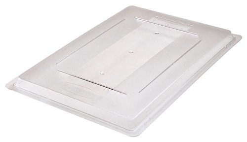 Rubbermaid Commercial Fg330200Clr Lid For Food/Tote Box front-533745