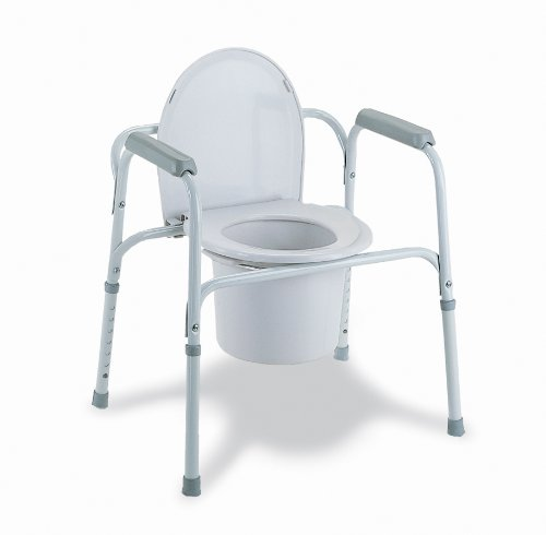 Bedside Commode Toilet Seat Chair Frame - 9630