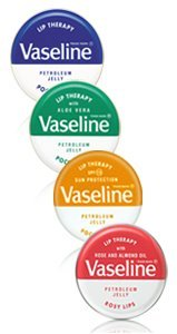 VASELINE Lip Therapy ROSY LIPS with Rose and Almond Oil