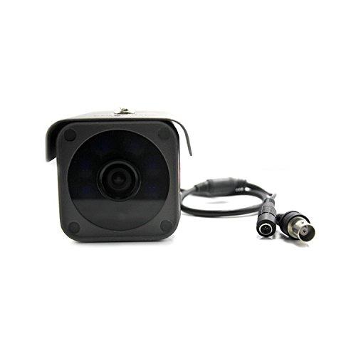 "Fnkaf (Pal-Format Signal System) Fixed Focus Bullet Security Camera Dis3039 + Ir Cut,1/3""Ccd,900Tvl (Wdr With Menu-Line Optional,5Rm) Outdoor Waterproof,5 Blue Laser Ir Led,Ir Distance 30M,Dark Grey Metal Case"