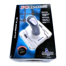 PC Raider For Use with IBM PC and Compatible SV-206 Joystick
