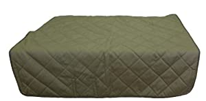 CPC Brutus Quilted Waterproof Cargo Liner for Pets, 53 by 48-Inch, Khaki
