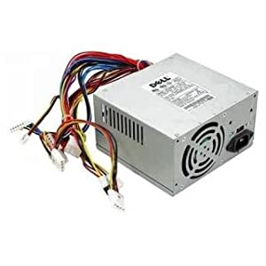 08V22F Dell 502w Power Supply For Poweredge R610