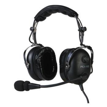 Pacific Coast Avionics Pca-6G Stereo Pnr Headset