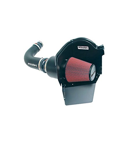 2004-2006 Ford F-150 4.6L V8 Roush Cold Air Intake Kit System 402100 with Reusable Filter (2005 Ford F150 Air Intake compare prices)