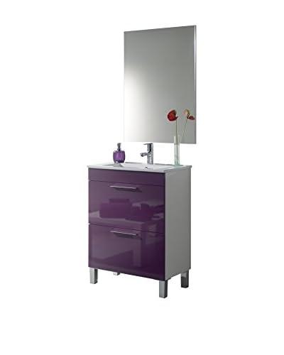13 Casa Mobile da Bagno Venus B5 Violetto