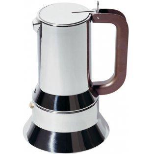 Alessi 9090/6 Richard Sapper Stovetop Espresso Maker 6 Cup by Alessi