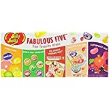 Jelly Belly Fabulous Five Gift Box (Tamaño: 4.25 Oz)