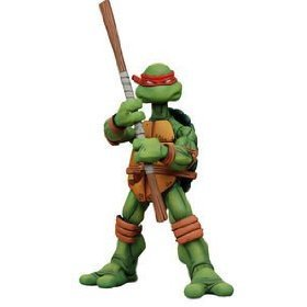 Picture of NECA Teenage Mutant Ninja Turtles TMNT Donatello Action Figure (B001TMFXEQ) (TNMT Action Figures)