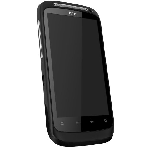 HTC Desire S S510E Unlocked QuadBand GSM Phone with Android OS, 3.7″ Display, HTC Sense UI, 5 MP Camera, Wi-Fi and GPS–International Version without Warranty