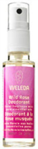 Weleda Small Rose Deodorant - 30ml)