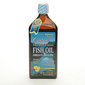 Carlson the very finest fish oil omega 3 39 s dha for Carlson fish oil amazon