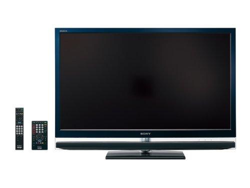 SONY BRAVIA 40V型地上・BS・110度デジタルフルハイビジョン液晶テレビ KDL-40X1B ブラック