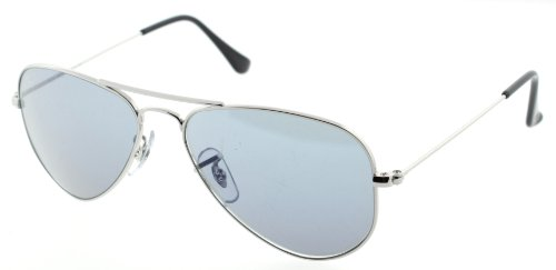 RAY BAN 3044 AVIATOR SMALL METAL W3100 GUNMETAL 
