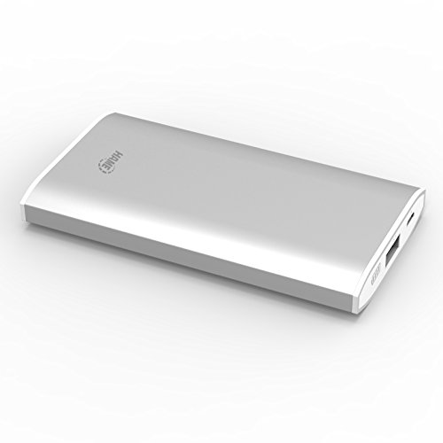 HAME 8000mAh Ultra-Slim Power Bank External Battery Pack Portable Charger 2A and DC 5V Power Indicator Pack for Iphone, Sumsung, Ipad and More (8000 Mah Battery Pack Charger compare prices)