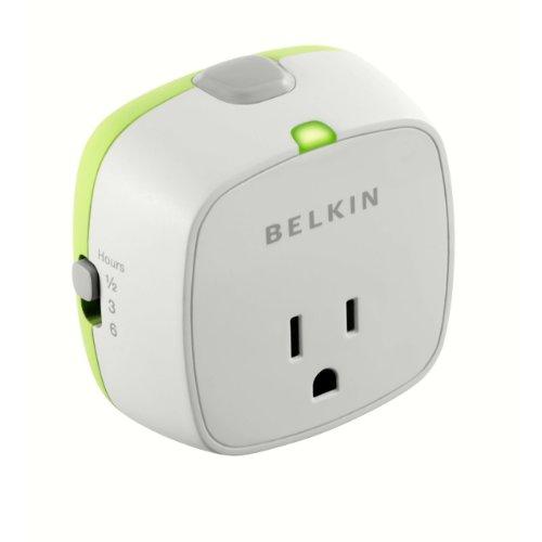 Belkin F7C009 Conserve Socket Power Timer