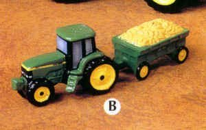 John Deere Salt and Pepper Shaker Set (#1)