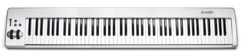 M-Audio Keystation 88ES 88-Key USB MIDI Keyboard Controller with Semi-Weighted Keys