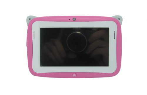 Generic 4.3 Inch Tablet Pc In Chidren Built-In Learning Software,Android4.1,16:9 480*272 Led Backlight Capacitive Touchscreen Tablet Pc Pink