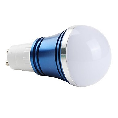 Gu10 3W 270Lm Blue Light Blue Shell Led Ball Bulb (85-265V)