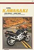 img - for Clymer Kawasaki Zx6 Ninja, 1990-1997: Service / Repair / Maintenance book / textbook / text book