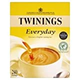 Twinings Everyday 240 Teabags - 750g