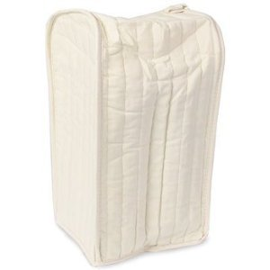 Ritz Quilted Mixer/Coffee Machine Cover, Natural