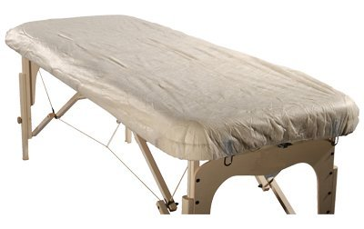 Therapist's Choice® Fitted Disposable Massage Table Sheet, 10pcs per package