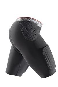 McDavid Hex Thudd Shorts, Charcoal, Small by McDavid