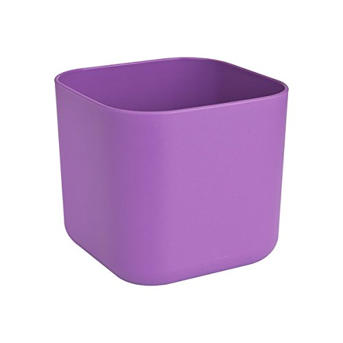 elho-2054223-maceta-de-flores-frescas-bruselas-purpura-cuadrados-de-16-x-16-x-20-cm