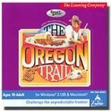 The Oregon Trail (Jewel Case) ~ The Learning Company