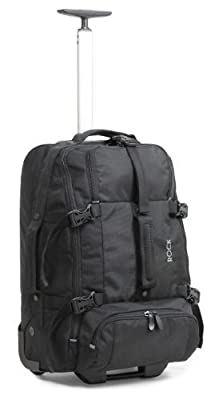 Rock Carbon Lightweight Carry-on Trolley Wheelbag from Rock