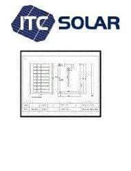 Compact Solar Regulator 12V Marine Grade -5 Amp Charge Controller