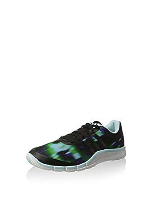 adidas Zapatillas A.T 360.2 Prima (Negro / Azul Celeste / Verde)