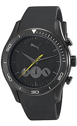 Puma Active - Chrono Black Men's watch #PU102581003