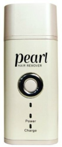 Beautyko BK-0509-Z Pearl Hair Remover, Lightweight and Portable Painless Hair Removal System for All Skin Types, White Reviews