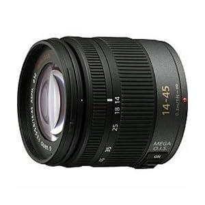Panasonic H-FS014045PP 14-45mm f/3.5-5.6 OIS Micro Four Thirds Lens