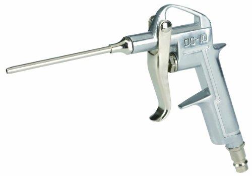 Einhell-Ausblaspistole-passend-fr-Kompressoren-lang-mit-Stecknippel