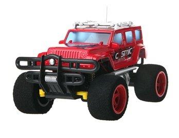 4-Channel Graffiti Remote Control SUV Car (Red) + Worldwide free shiping