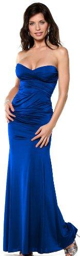 Coast long blue dresses