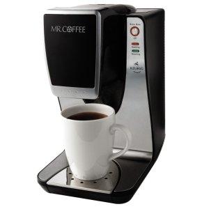 Mr. Coffee BVMC-KG1-001 Brewer-8 fl oz-Silver-by MR COFFEE