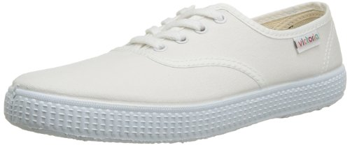 Victoria ,  Sneaker unisex adulto, Bianco (Blanc (Blanco)), 39