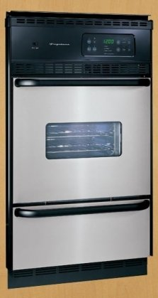 "Frigidaire Fgb24S5D 24"" Single Gas Wall Oven With Ready-Select Controls And Attr, Stainless Steel"