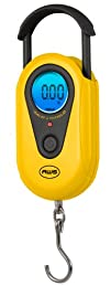American Weigh SR-20 Yellow Digital Hanging Scale 44lb by 0.02lb