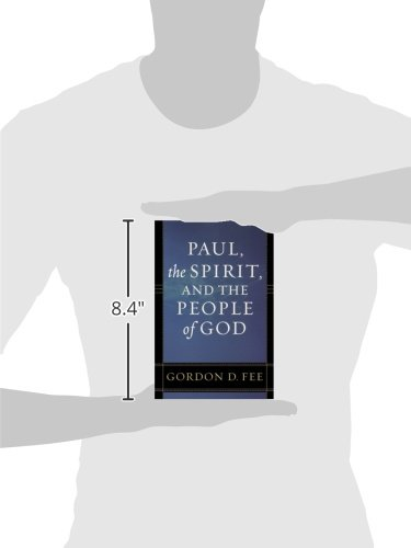 paul the spirit and the people of god essay Paul also connects leadership fast forward to pentecost and the pouring out of the holy spirit on the people of god an introduction to the holy spirit and.